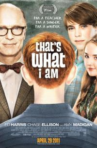 That&#39s What I Am (2011)