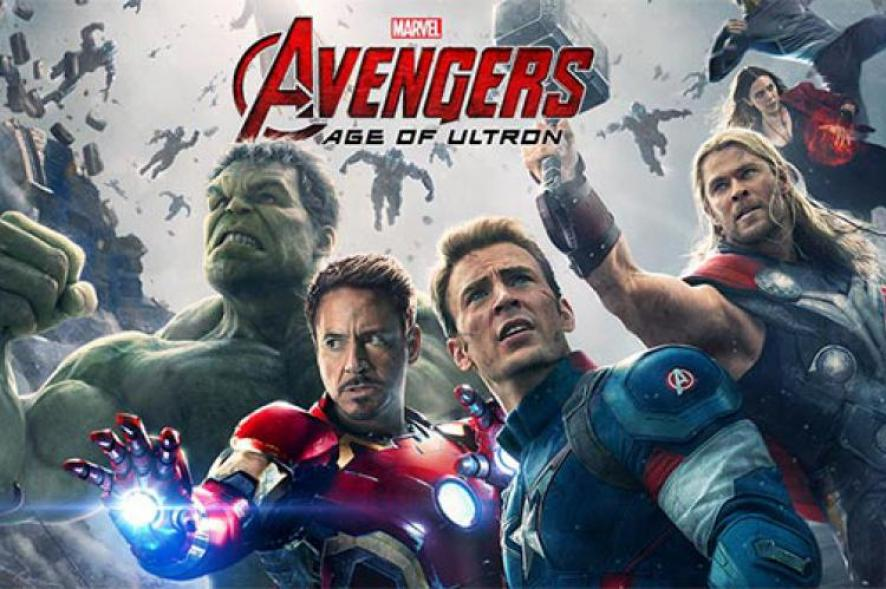 Watch Avengers: Age of Ultron online for free!