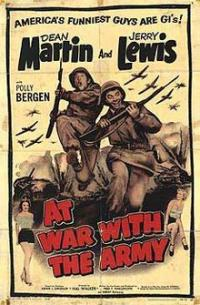At War with the Army (1950)