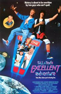 Bill & Ted&#39s Excellent Adventure (1989)