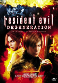 Resident Evil: Degeneration (2008)