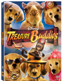 Treasure Buddies (2012)