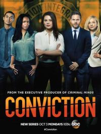 Conviction Season 1 (2016)