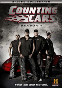Counting Cars Season 1 (2012)