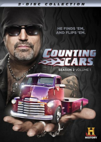 Counting Cars Season 2 (2013)