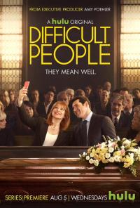 Difficult People Season 1 (2015)