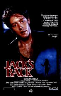 Jack&#39s Back