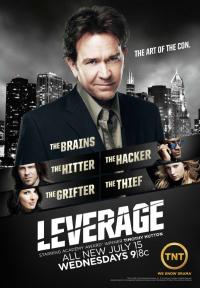 Leverage Season 5 (2012)