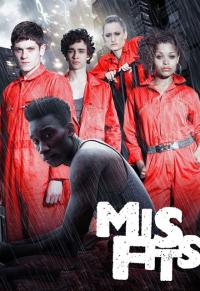 Misfits Season 4 (2012)