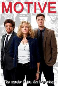 Motive Season 4 (2016)