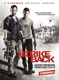 Strike Back Season 2 (2011)