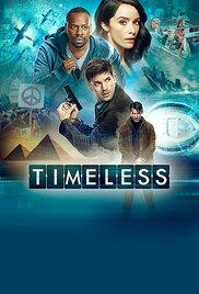 Timeless Season 1 (2016)