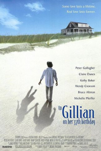 To Gillian on Her 37th Birthday (1996)