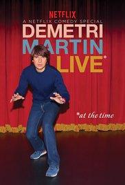 Demetri Martin: Live (2015)