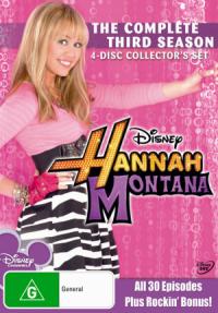 Hannah Montana Season 3 (2008)