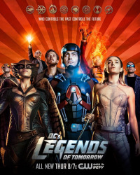 Legends of Tomorrow Season 1 (2016)