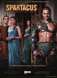 Spartacus: Gods of the Arena Season 4 (2011)
