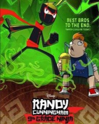 Randy Cunningham: 9th Grade Ninja Season 1 (2012)