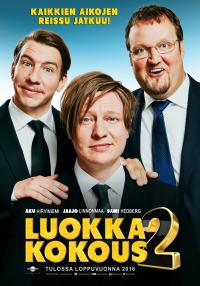 Luokkakokous 2: Polttarit (2016)