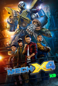 Mech-X4 Season 1 (2016)