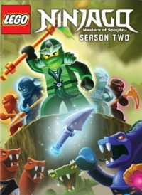 Ninjago: Masters of Spinjitzu Season 2 (2012)