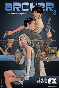 Archer Season 3 (2011)