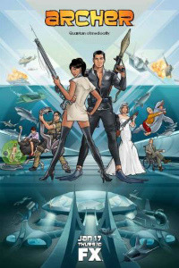 Archer Season 4 (2013)