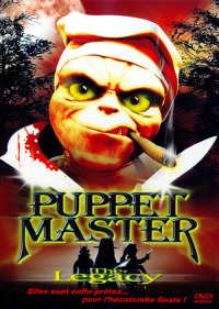 Puppet Master 8: The Legacy (2003)