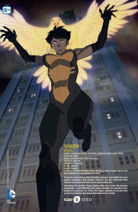 Vixen The Movie (2017)