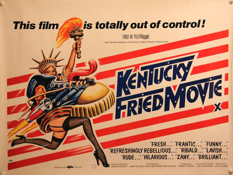 Kentucky fried movie catholic high