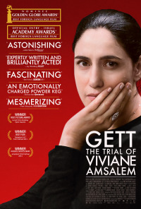 Gett The Trial of Viviane Amsalem (2014)