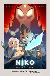 Niko and the Sword of Light Season 1 (2017)