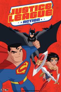 Justice League Action Season 1 (2016)