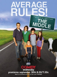 The Middle Season 4 (2012)