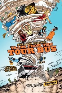 Mike Judge Presents: Tales from the Tour Bus Season 1 (2017)