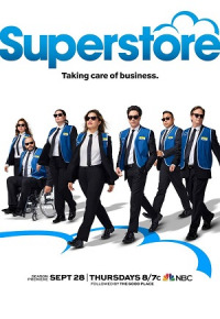 Superstore Season 3 (2017)