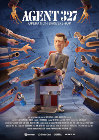 Agent 327: Operation Barbershop (2017)