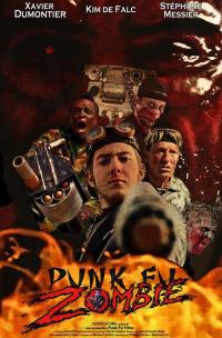 Punk Fu Zombie (2017)