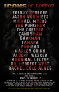 Icons of Horror 2 (2016)