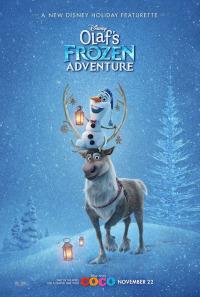 Olaf&#39s Frozen Adventure (2017)