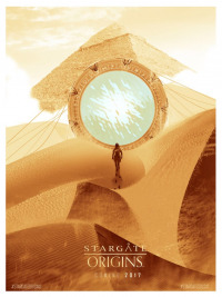Stargate Origins Season 1 (2018)