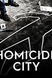 Homicide City Season 1 (2018)