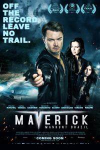 Maverick: Manhunt Brazil (2016)