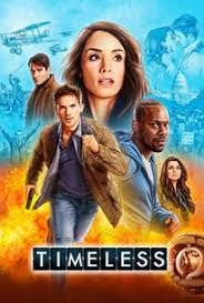 Timeless Season 2 (2018)