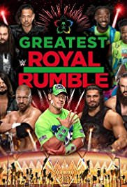 WWE Greatest Royal Rumble (2018)