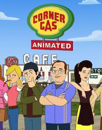 Corner Gas Animated Season 1 (2018)