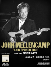 John Mellencamp: Plain Spoken Live from The Chicago Theatre (2018)
