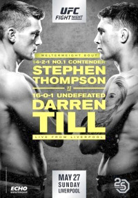 UFC Fight Night: Thompson vs. Till (2018)