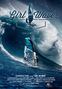 Girl on Wave (2017)