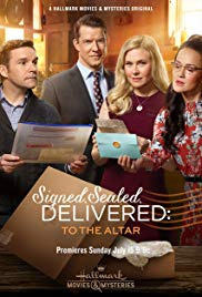 Signed, Sealed, Delivered: To the Altar (2018)